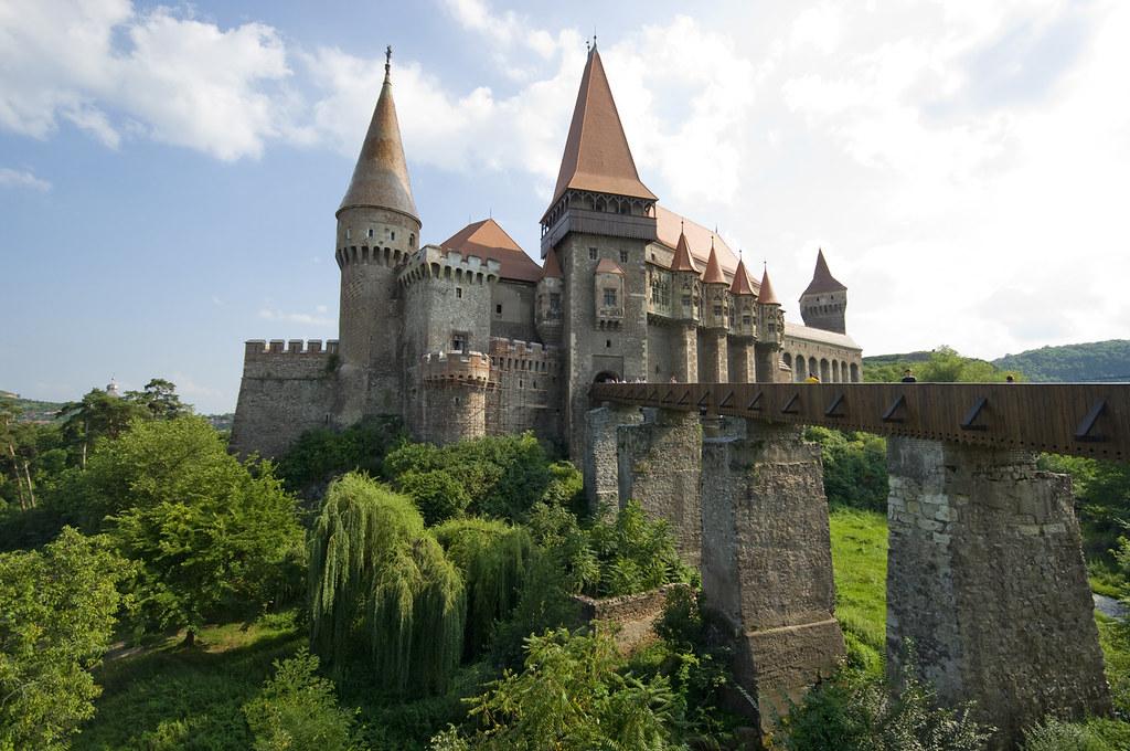 Castillo de Corvin