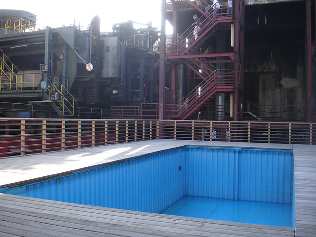 Container Pool Flickr Photo Sharing