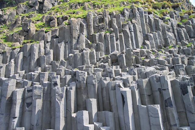 Basalt Columns Iceland : Basalt columns iceland flickr photo sharing
