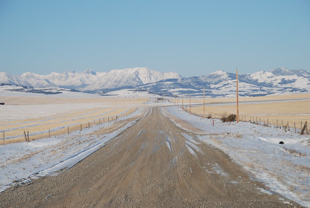 Alberta view by CC user paj on Flickr