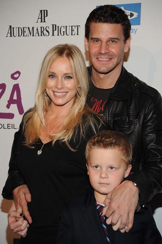 david boreanaz and family - photo #26