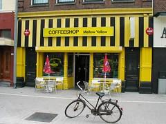 Coffee Shop - Amsterdam