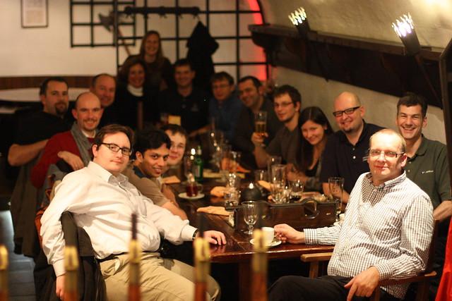 OSUG Leaders Dinner