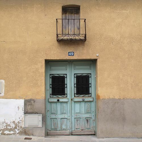 Door in Spain