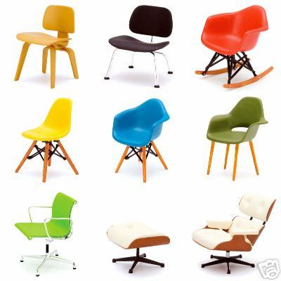Miniaturas de sillas de dise o archivos decoraci n hogar for Silla diseno famosas