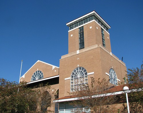 tower mississippi library publiclibrary hardystreet hattiesburgms forrestcounty mississippitower