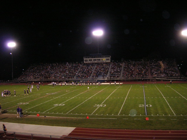 Byrnes High School Football Stadium Ohio High School Football