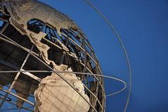 Flushing Park - World's Unisphere