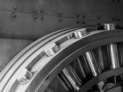 1929 Bank Vault Door