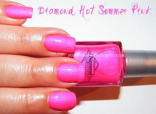 Diamond Hot Summer Pink