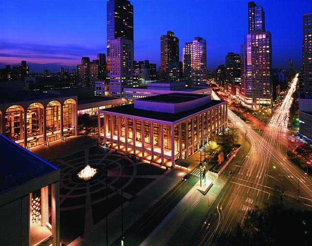 Lincoln Center Tour App