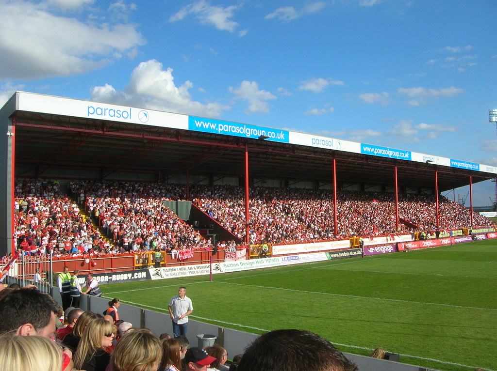 Hull KR v Hull FC, Craven Park, 25th July 2009