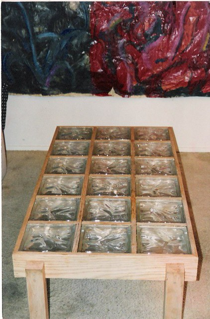 Glass Block Coffee Table Flickr Photo Sharing