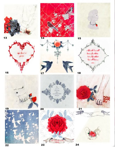 Valentines Day Print Collection