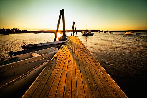 ocean wood pine point pier boat dock maine sigma moe lobster scarborough 1020mm dinghy moe76