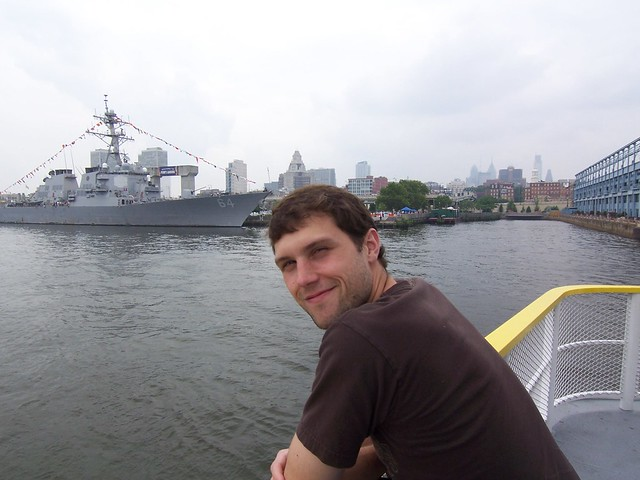 ian & battleship new jersey