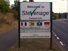 Welcome to Stevenage