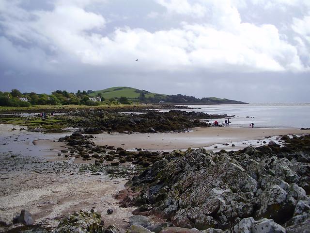 Rockcliffe Bay near Kippford