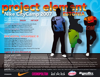 Project Element Nike City Camp 2007