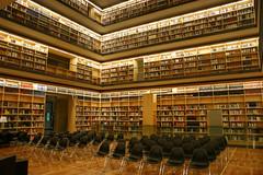 Weimar: Kubus der Herzogin Anna Amalia Bibliothek