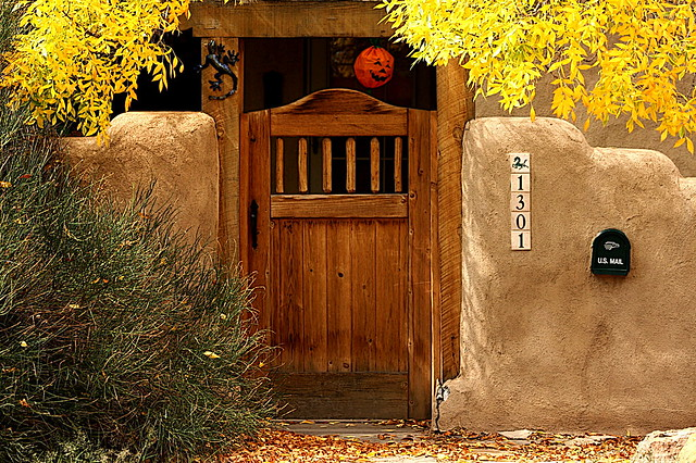 Southwestern Doors Gates And Entries A Gallery On Flickr