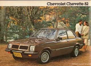 Brazil's Chevette