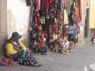 Image of Witches' Market. vacation holiday leaves canon la leaf honeymoon reader market paz bolivia september linares witches coca 2009 lapaz brujas bruja sagarnaga
