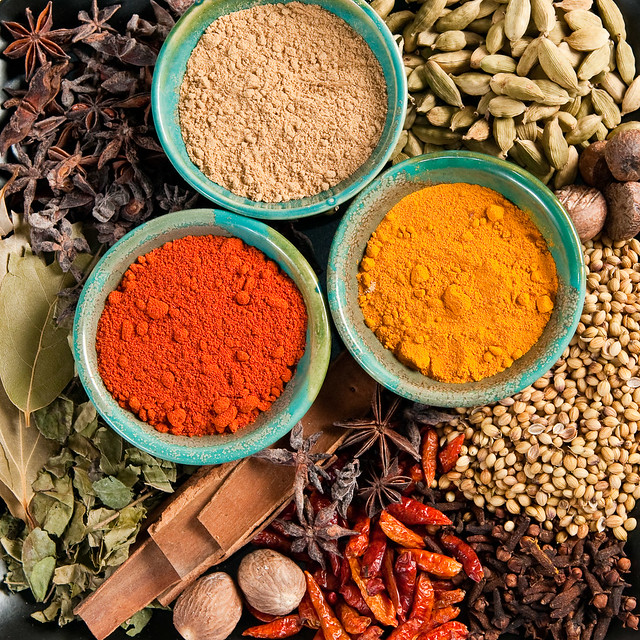 Indian spices flickr photo sharing for 7 spice indian cuisine
