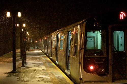 紐約市的大眾運輸工具。(來源:Tasayu Tasnaphun)