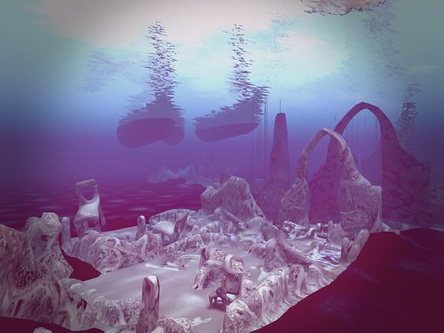 The Haul -  Sea Floor Shimmer
