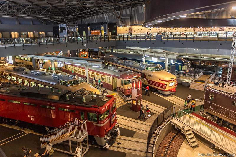 The Railway Museum, en Saitama