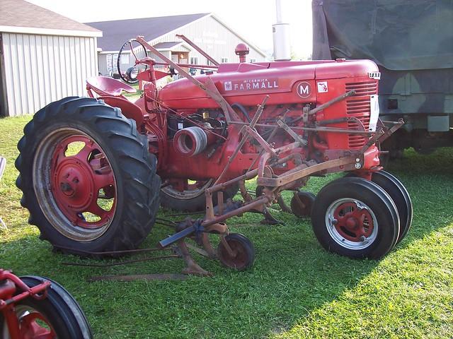 Mdntspec U0026 39 S 1947 Farmall M