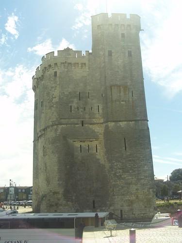 2008.08.05.059 - LA ROCHELLE - Vieux-Port - Tour Saint-Nicolas
