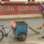 Leon, Nicaragua: Cleaning Up and Graffiti