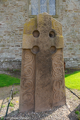 Pictish mysteries of aberlemno picture britainpicture