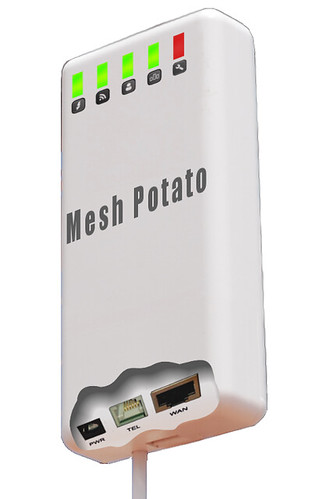 Mesh Potato without LCD panel | by Shuttleworth Foundation