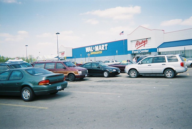 Wal-Mart - Albert Lea, Minnesota - 2006 Visit 1
