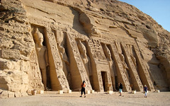 egyptian temple, ancient roman architecture, ancient history, monastery, temple, historic site, cliff dwelling, landmark, architecture, formation, history, ruins, archaeological site,