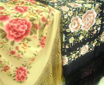 mantones de manila