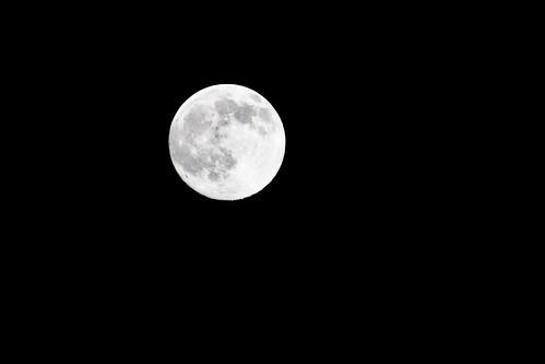 Mid-Autumn Festival Full Moon (中秋节的满月)