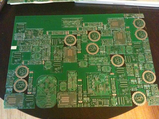 DorkbotPDX PCB Group Order