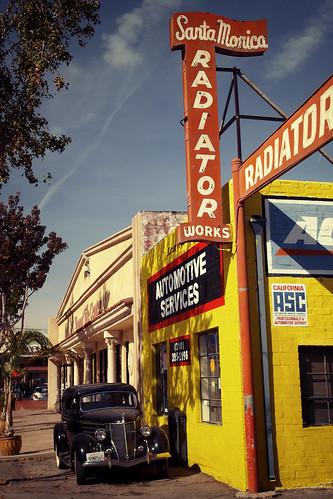 Santa Monica Radiator