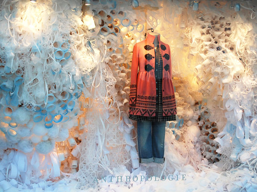 Marlton, NJ - Anthropologie Holiday Window