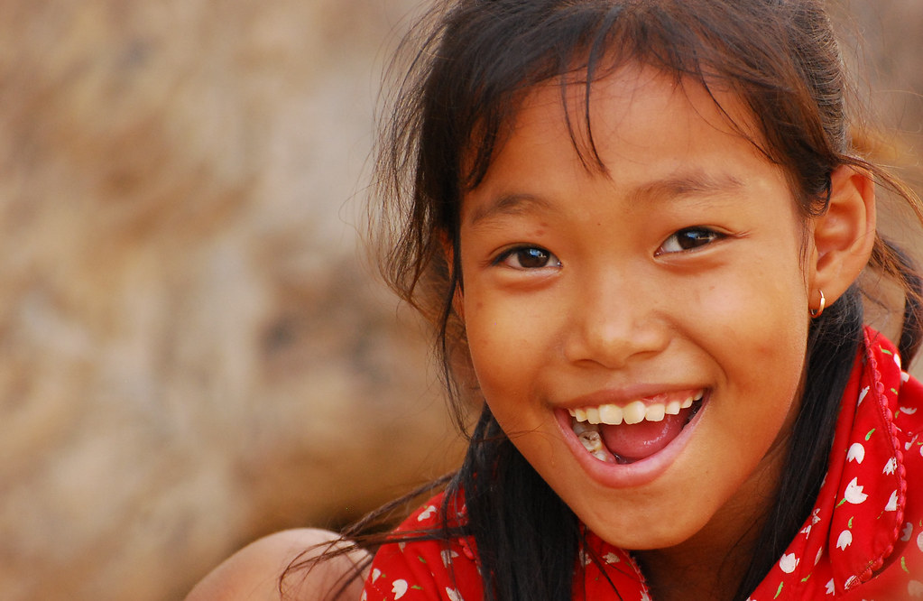 Cambodia Wonderful smile - Needs Sponsor