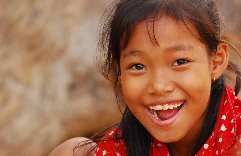 Cambodia Wonderful smile - Needs Sponsor