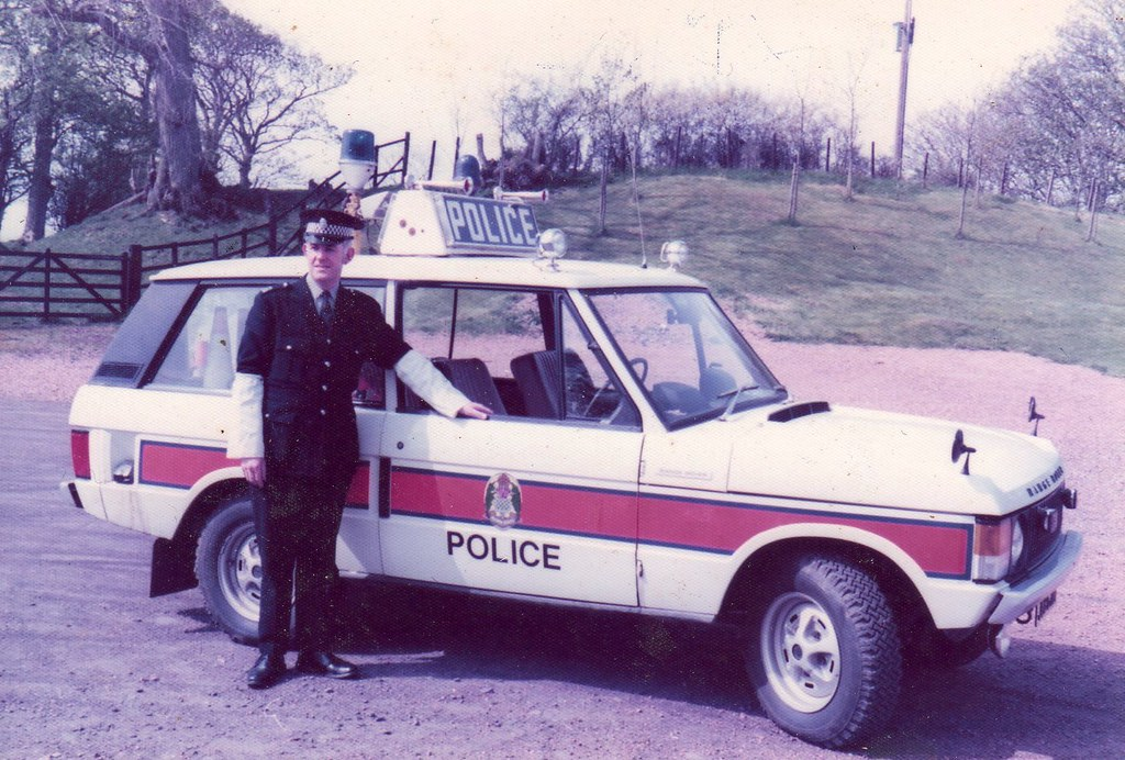 Lanarkshire Constabulary