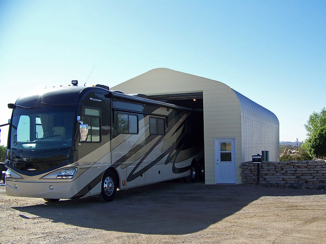 Steelmaster Metal Rv Storage Flickr Photo Sharing