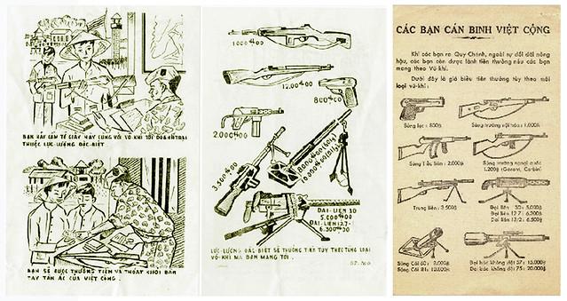 1969 Chieu Hoi leaflet