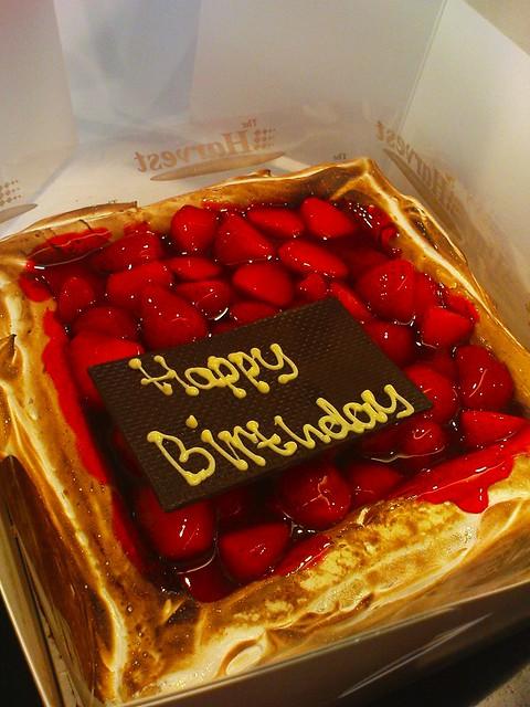 Harvest Cakes Jakarta - Cheese Cake | Flickr - Photo Sharing!