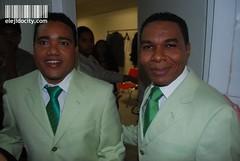Raymond y Miguel @ Gran Arena del Cibao 26.12.09